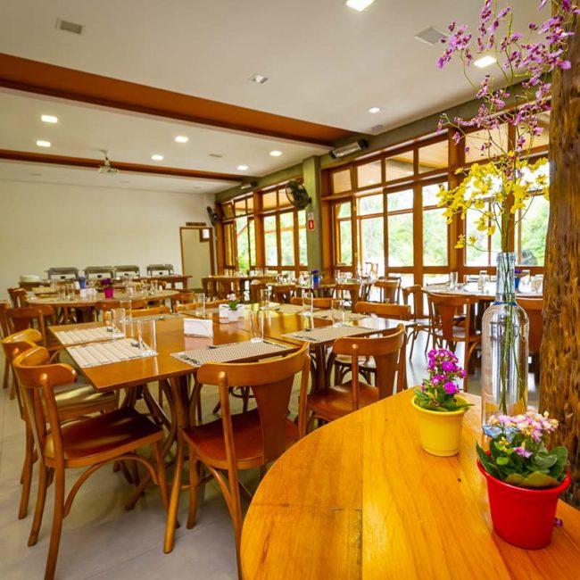 Salão de refeições